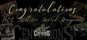 Athletic Award Recipients
