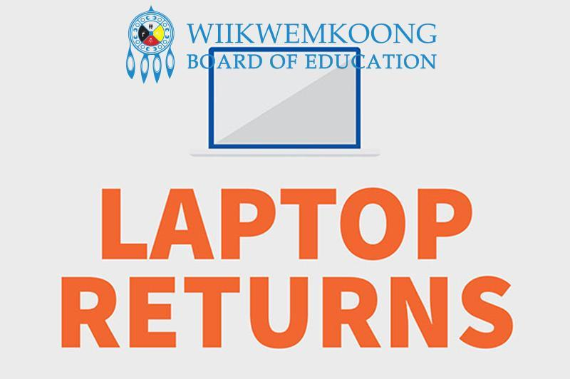 WBE - Laptop Return Featured Photo