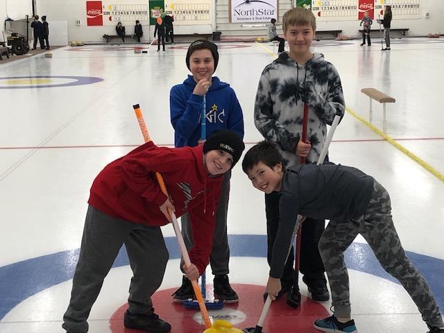Divisional Curling