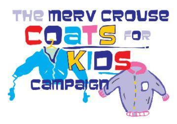 Merv Crouse Coats for Kids Campaign has begun! Featured Photo