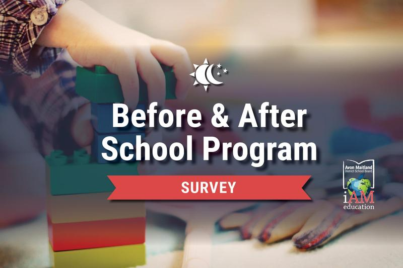 Before & After School Program Survey