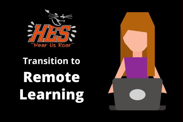 Remote Learning - Henderson School