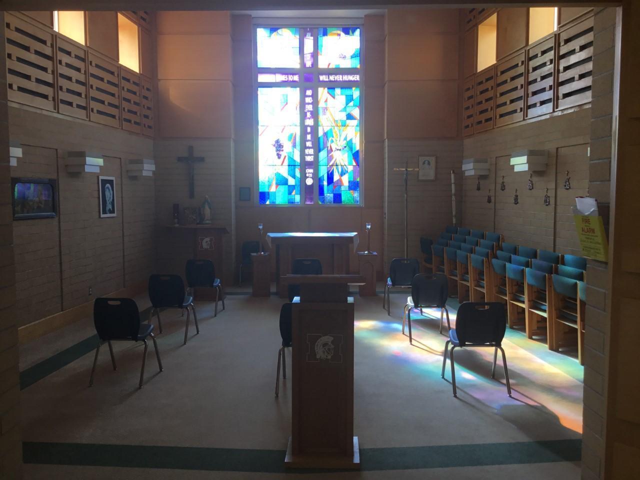SMHS Chapel