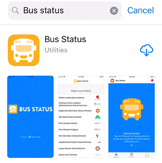 PWPSD launching new Bus Status app Featured Photo