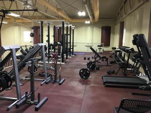 Heartland Colony Workout Room
