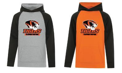 Tiger Two Tone Hoody