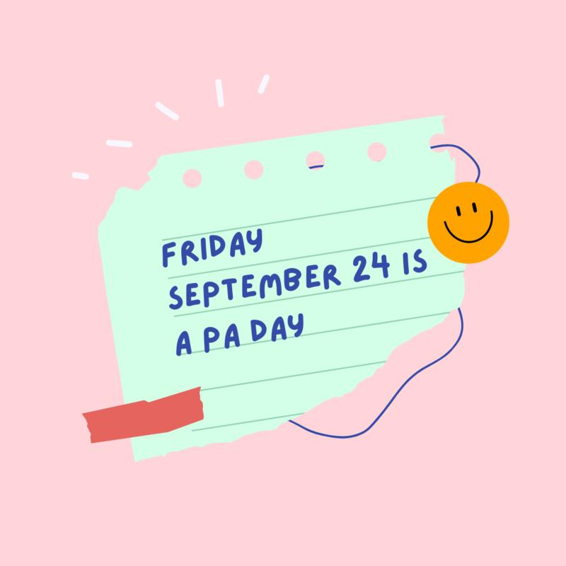 PA DAY