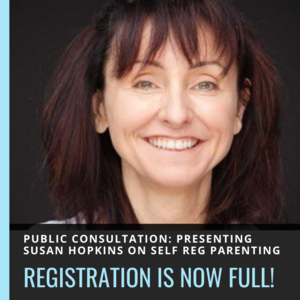Susan Hopkins - Registration Full