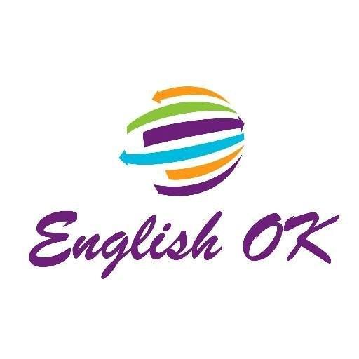 English OK logo
