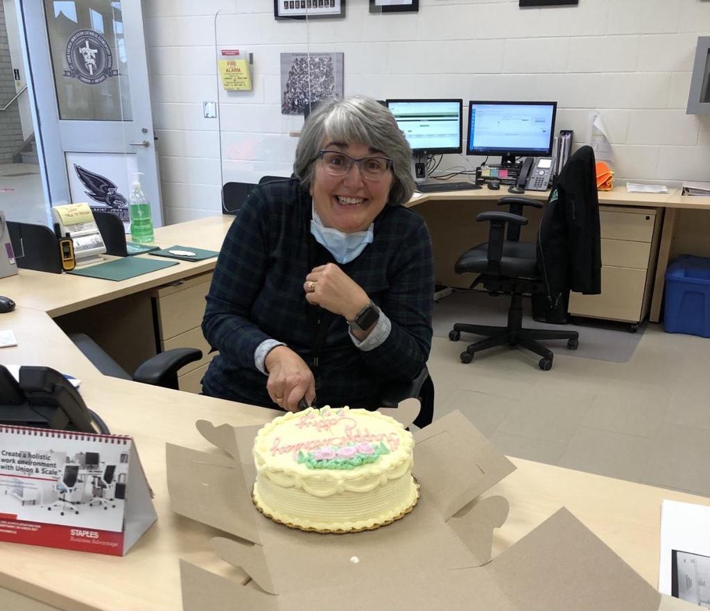 Bonne fête Mme Coughlan