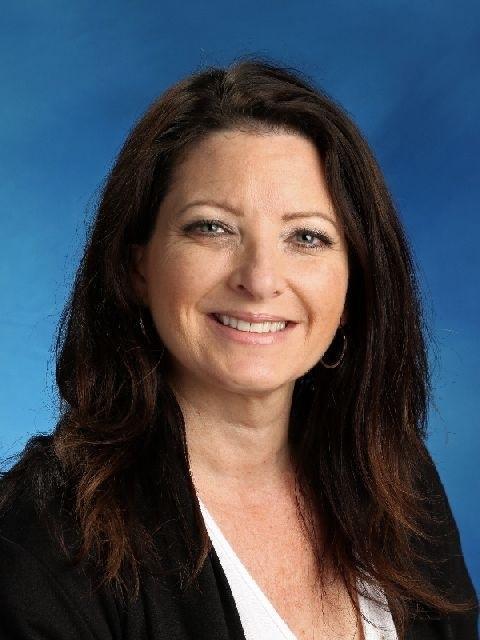 Michelle Callipari, School Data & Information Administrator