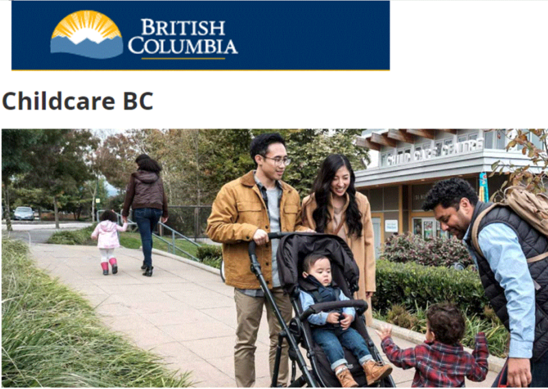 CHILDCARE BC INVITES PARENTS TO COMPLETE SURVEY (click here) Featured Photo