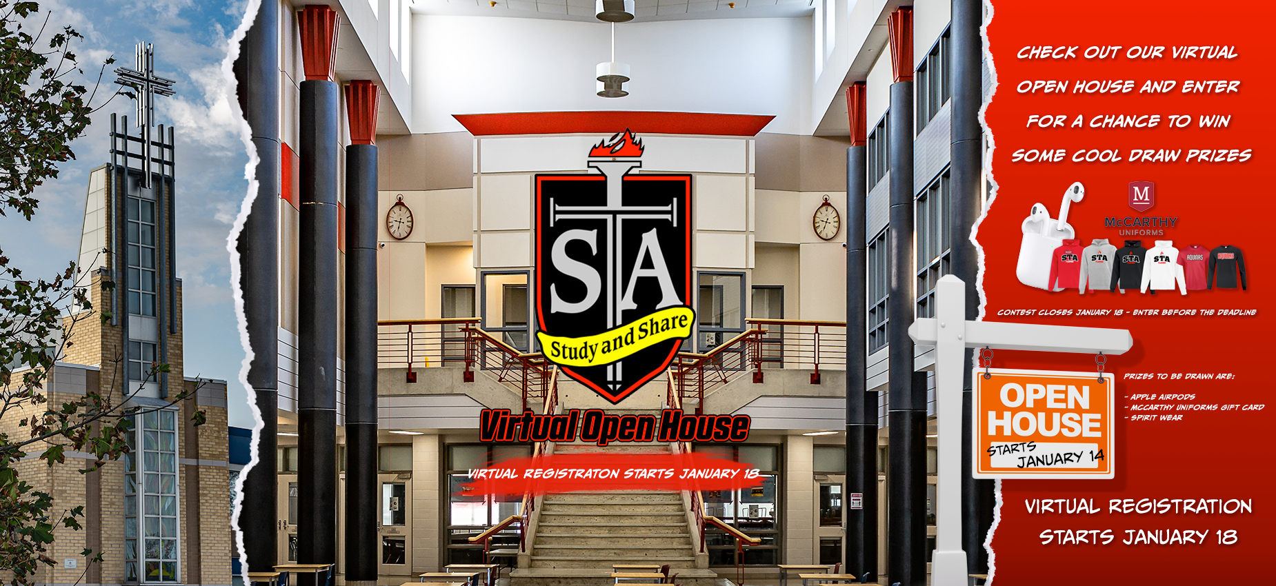 STA Virtual Open House