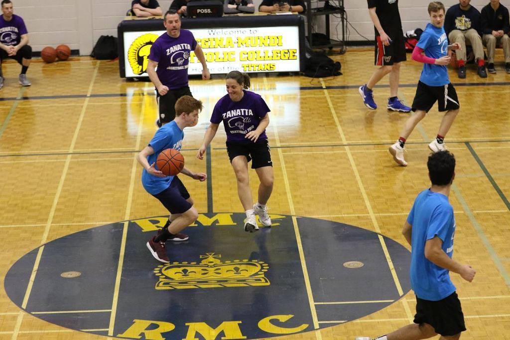 John Zanatta Memorial Basketball Game