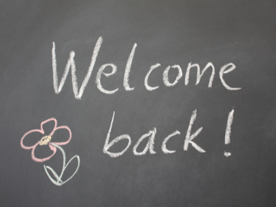 Superintendent's Welcome Back Message 2021-2022 Featured Photo