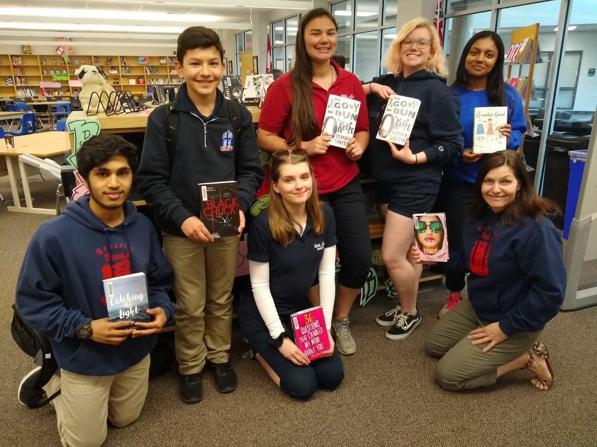 White Pine Book Club