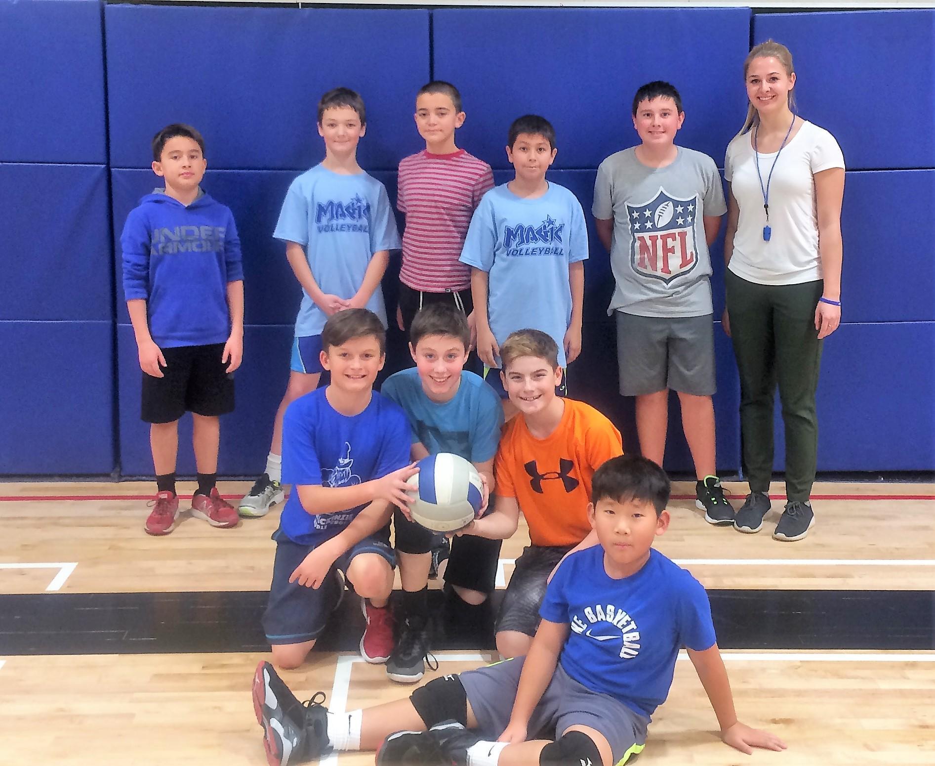 Grade 6 Boys Team B