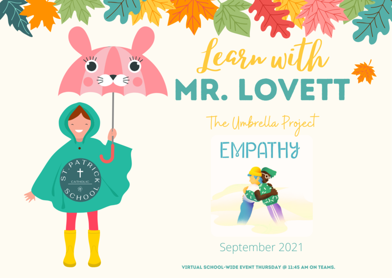 Learn with Mr. Lovett Week 1: Empathy Featured Photo
