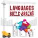 Languages Build Brains