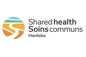 Shared Health Manitoba logo