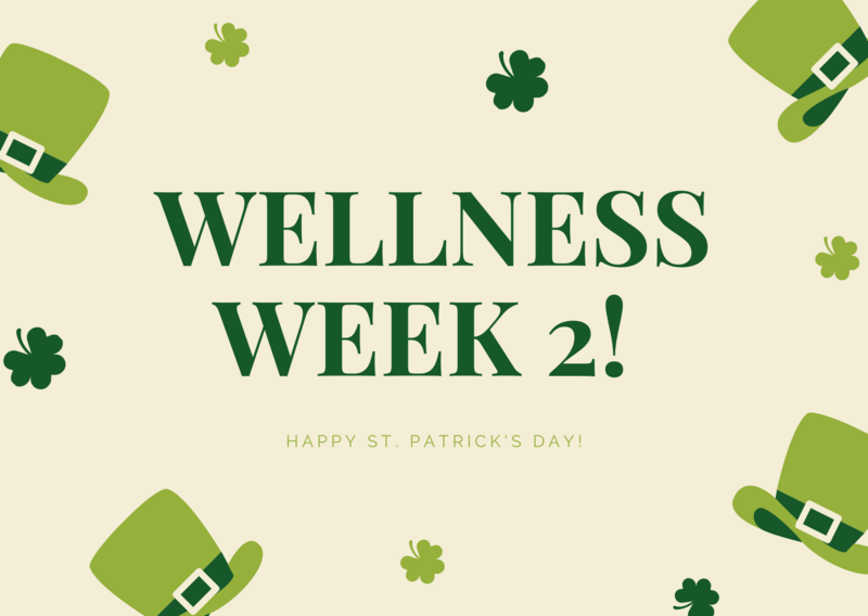 Wellness Week 2 Featured Photo