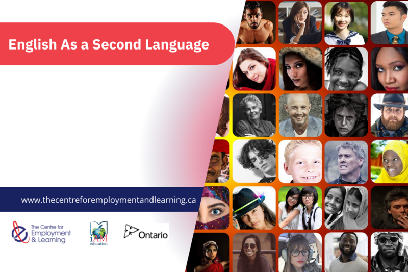 Our ESL program is designed to help adults who are looking to learn or improve the English language. For more information please call 519-271-4896 ext. 2402, email - erin.jones@ed.amdsb.ca  or text - 519-301-4768