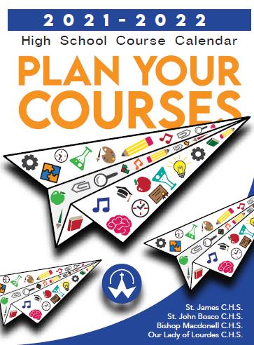 2021-2022 Course Calendar
