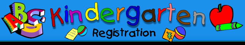 Kinder Registration Featured Photo