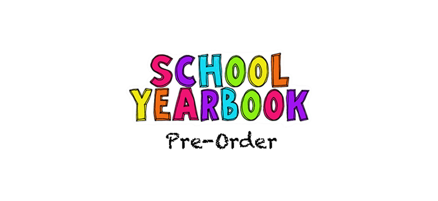 pre-order yrbk