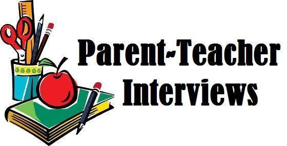 Parent Teacher Interviews- December 1st & 2nd Featured Photo