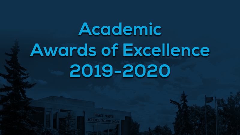 Top graduates of 2020 recognized with PWPSD Academic Awards of Excellence Featured Photo