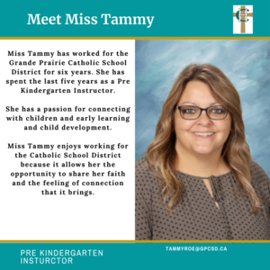 Holy Cross: Tammy Roe Featured Photo