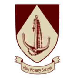 Holy Rosary C.S. Logo