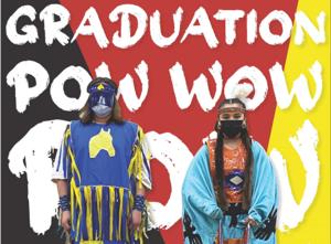 graduation powwow