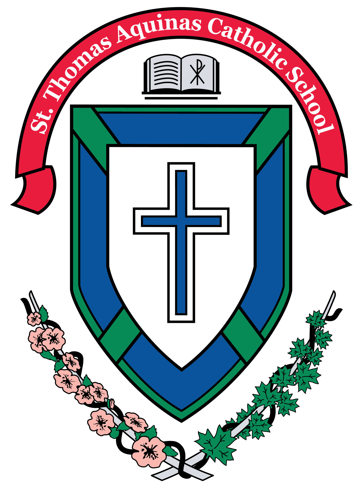 St. Thomas Aquinas Catholic School (Gr.5 - Gr.8) logo