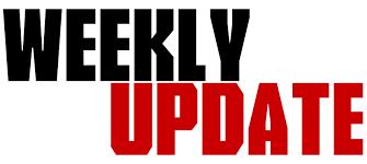 Weekly upate