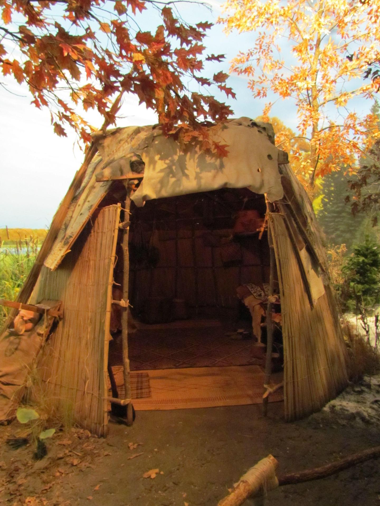 Ojibwe Fall