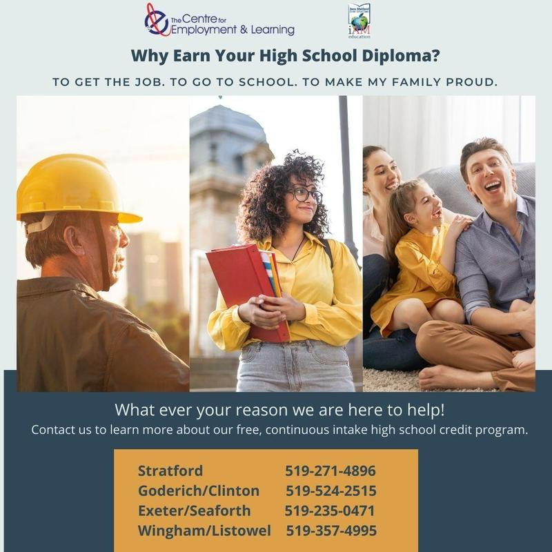 Get your High School Diploma!