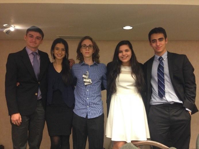 CCH Debate Team at Western's Model United Nations Debate