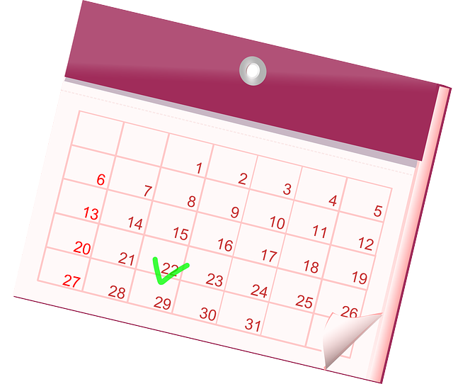 Click for Important Dates Featured Photo