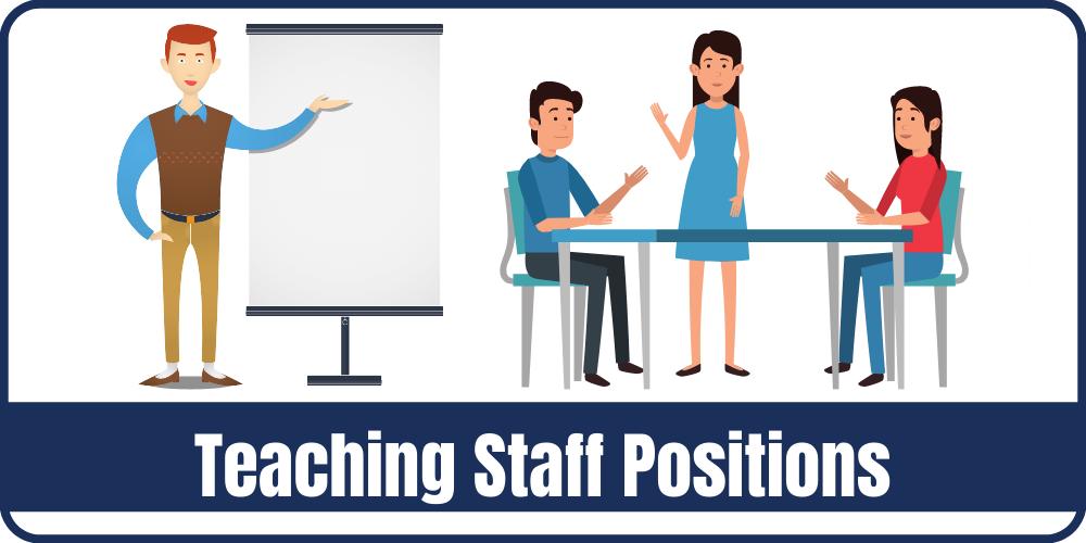 Teaching Staff Positions