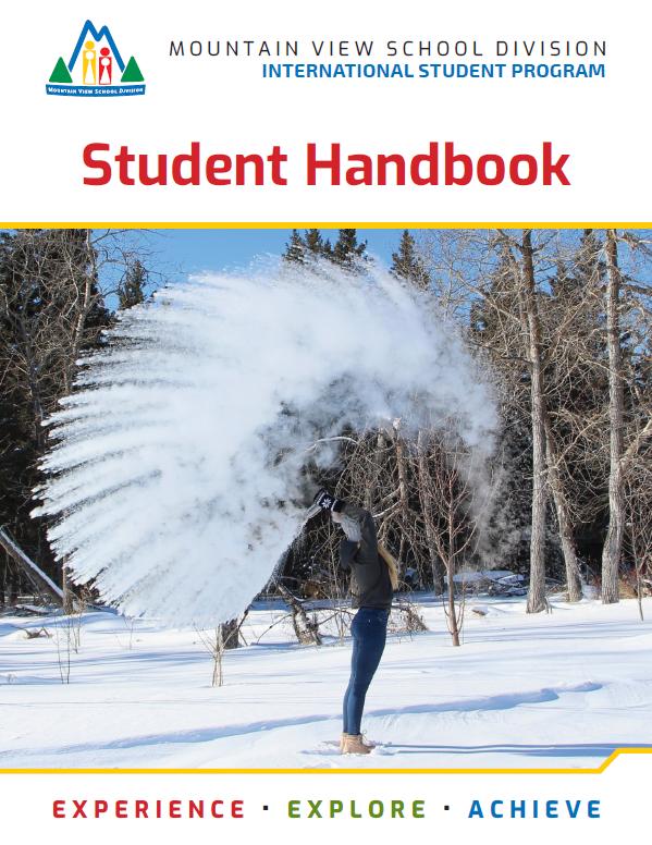 New Student Handbook! Featured Photo