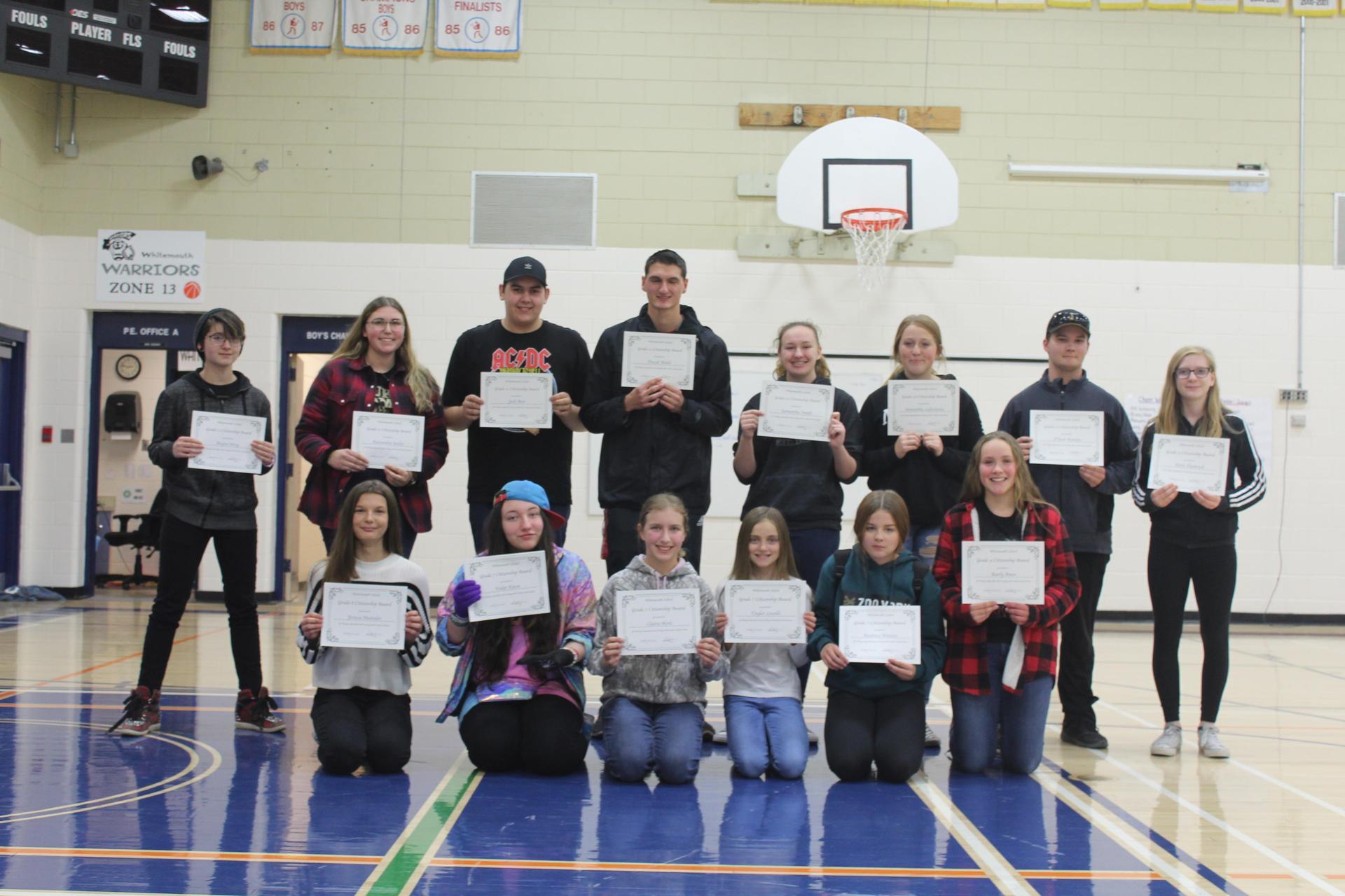 Citizenship awards