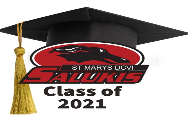 St. Marys DCVI Salukis Class of 2021