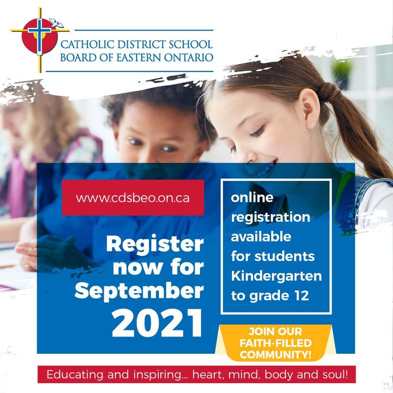 Registration for September 2021-2022 Featured Photo