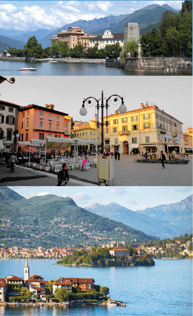 Verbania - Italian Home Stay City