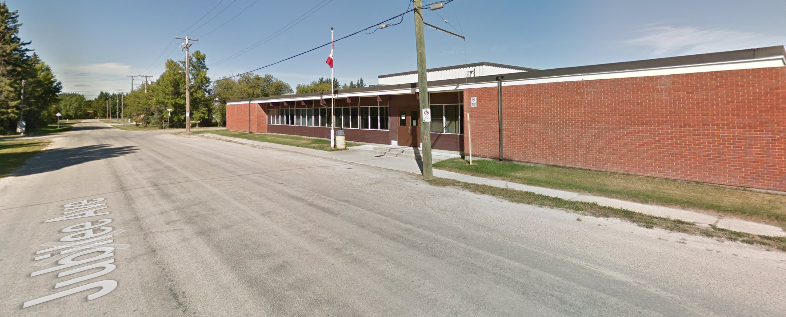 Winnipegosis Collegiate wifi location
