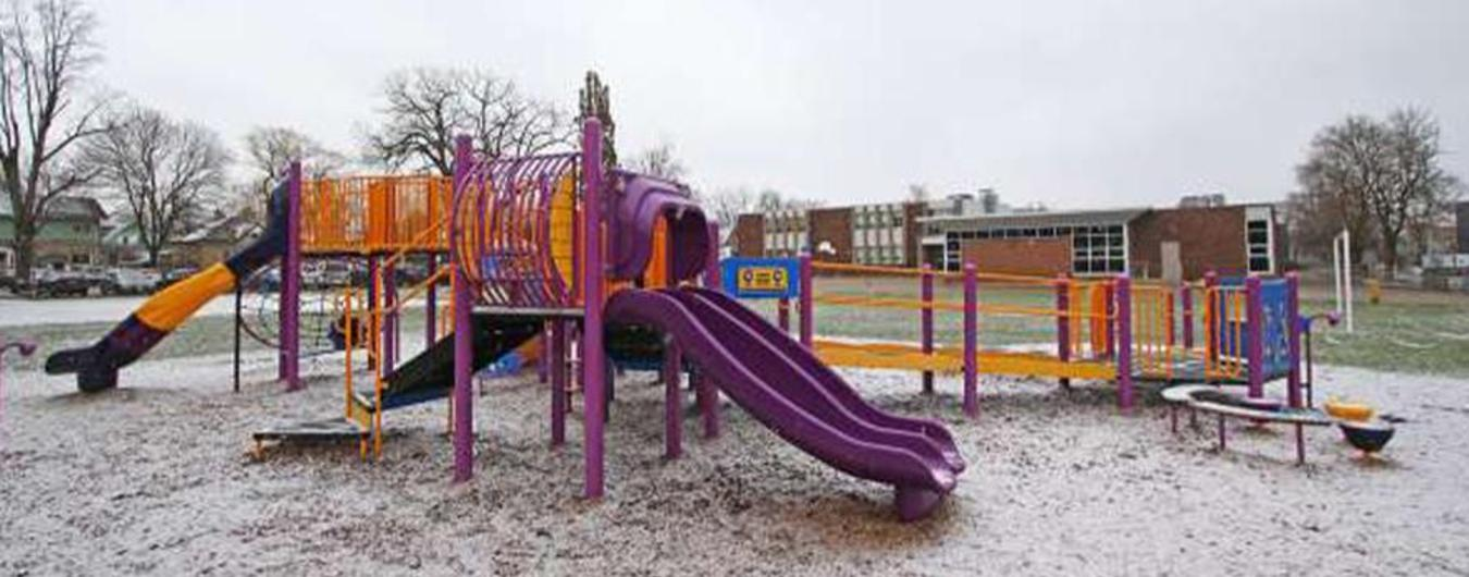 Romeo's Accessible Playground Area