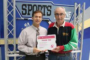 SMHS receives thanks