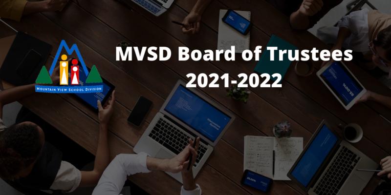 MVSD Board of Trustees 2021-2022